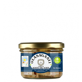 White tuna - Bonito del Norte fillets in organic extra virgin olive oil 190 g / 12 units